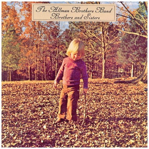 The Allman Brothers Band Wasted Words cover art