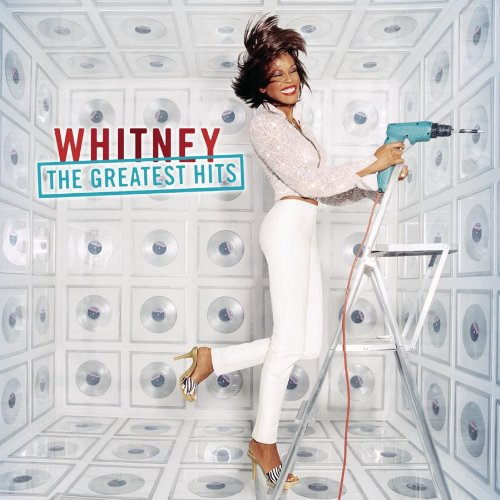 Whitney Houston Didn't We Almost Have It All cover art
