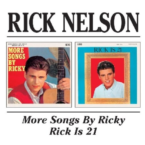 Ricky Nelson Hello Mary Lou cover art