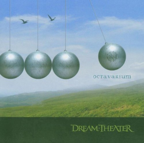 Dream Theater Panic Attack cover art