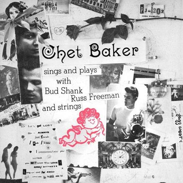 Chet Baker Let's Get Lost cover art