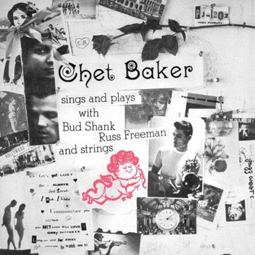 Let's Get Lost sheet music by Chet Baker