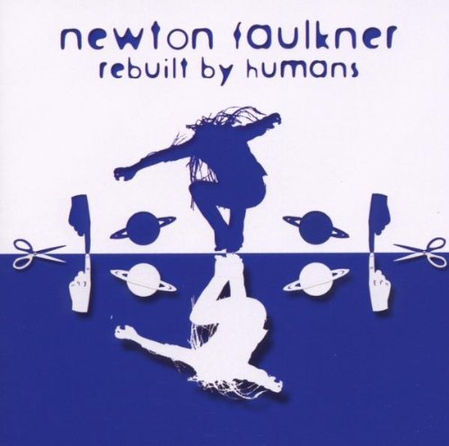 Newton Faulkner Resin On My Heart Strings cover art