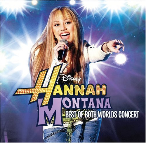 Hannah Montana The Best Of Both Worlds cover art