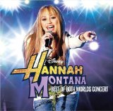 The Best Of Both Worlds sheet music by Hannah Montana