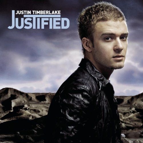 Justin Timberlake Cry Me A River cover art