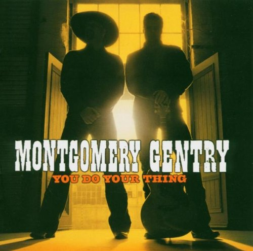 Montgomery Gentry Something To Be Proud Of cover art