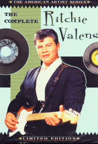 Ritchie Valens La Bamba cover art