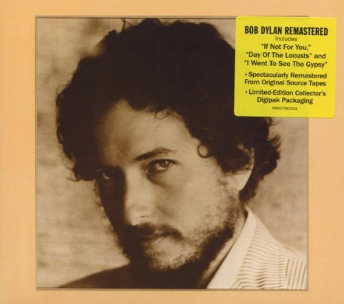 Bob Dylan The Man In Me cover art