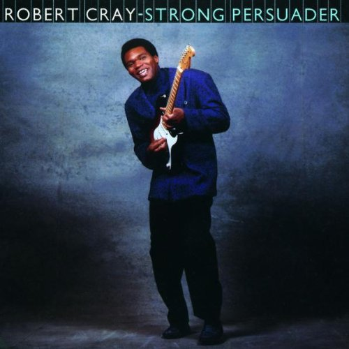 Robert Cray Nothin' But A Woman cover art