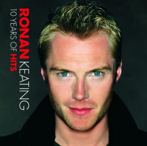 Ronan Keating Life is a Rollercoaster cover art