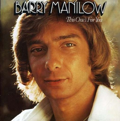 Barry Manilow This One's For You cover art
