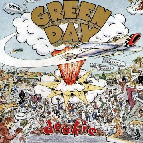 Green Day Longview cover art