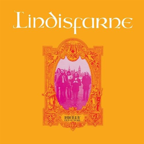 Lindisfarne Lady Eleanor cover art