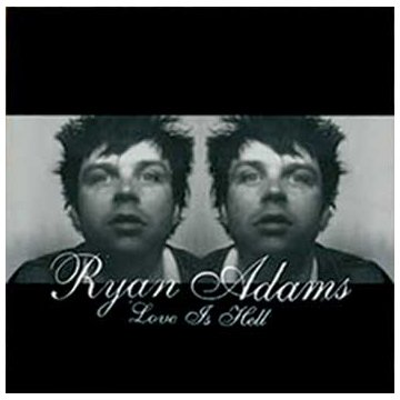 Ryan Adams Avalanche cover art