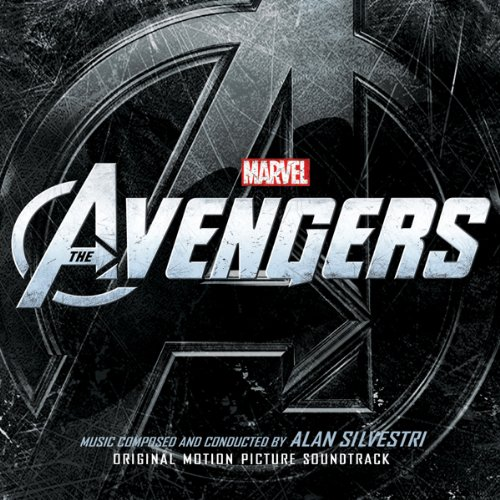 Alan Silvestri The Avengers cover art