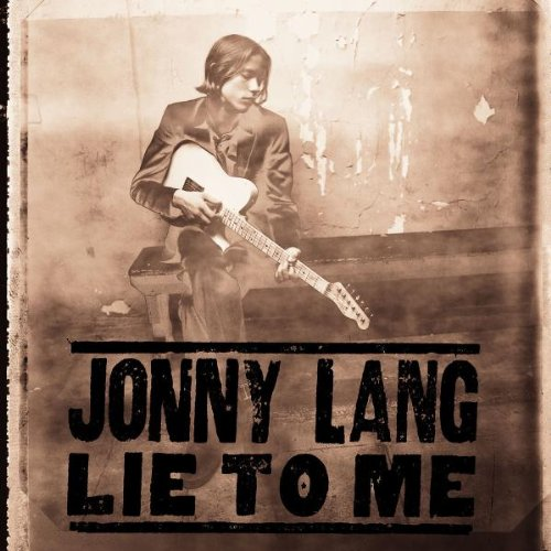 Jonny Lang Lie To Me cover art