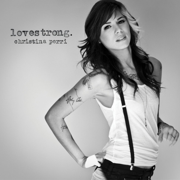 Christina Perri Penguin cover art