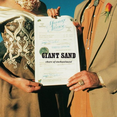 Giant Sand Shiver cover art