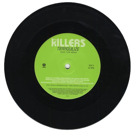 The Killers Shadowplay cover art