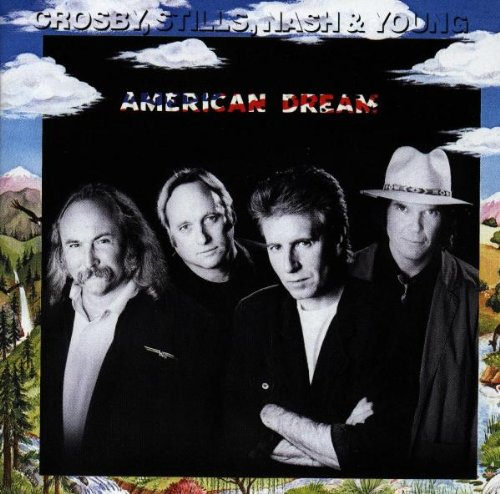 Crosby, Stills & Nash Got It Made cover art