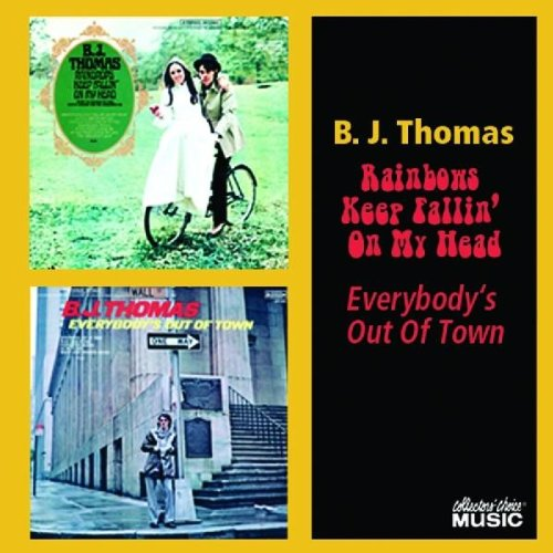 B.J. Thomas Raindrops Keep Fallin' On My Head cover art