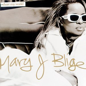 Mary J. Blige Not Gon' Cry cover art