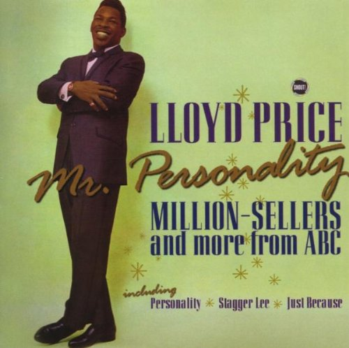 Lloyd Price (You've Got) Personality cover art