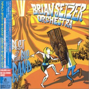 The Brian Setzer Orchestra Jump, Jive An' Wail (arr. Roger Emerson) cover art