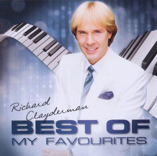 Richard Clayderman Yesterday cover art