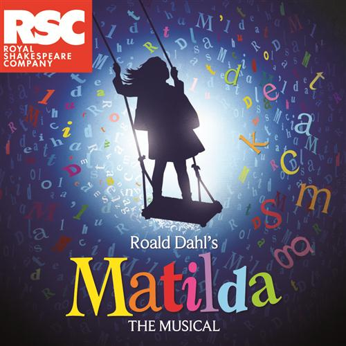 Tim Minchin Naughty (From 'Matilda The Musical') cover art
