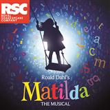 The Hammer (From 'Matilda The Musical') sheet music by Tim Minchin