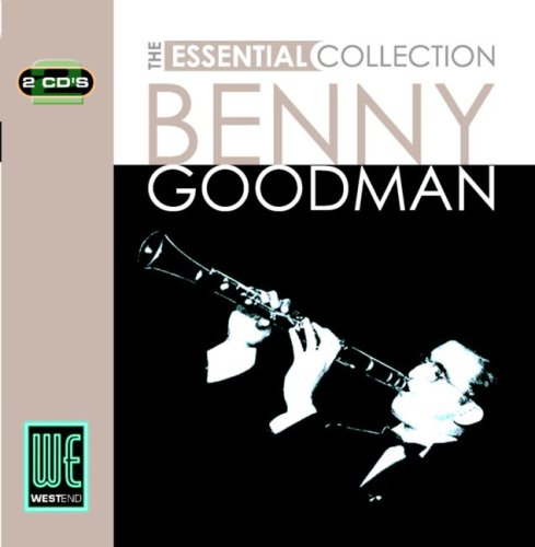 Benny Goodman I Thought About You cover art