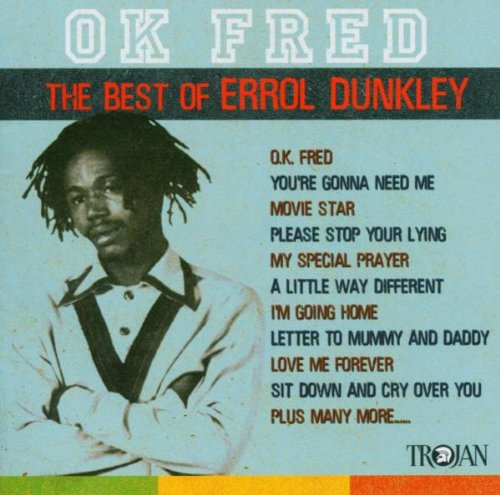 Errol Dunkley OK Fred cover art