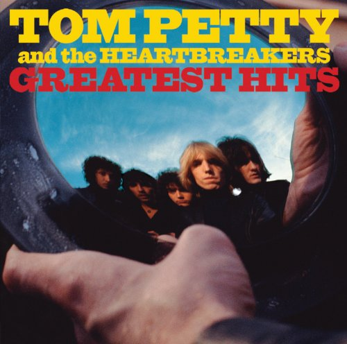 Tom Petty And The Heartbreakers I Won't Back Down cover art