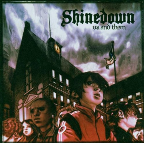 Shinedown Trade Yourself In cover art