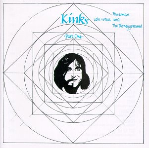 The Kinks Lola cover art
