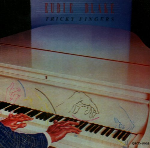 Eubie Blake Memories Of You cover art