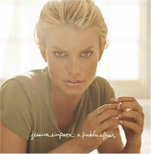 Jessica Simpson A Public Affair cover art