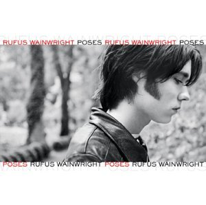 Rufus Wainwright One Man Guy cover art