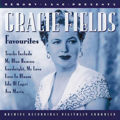 Gracie Fields The First Time I Saw You cover art