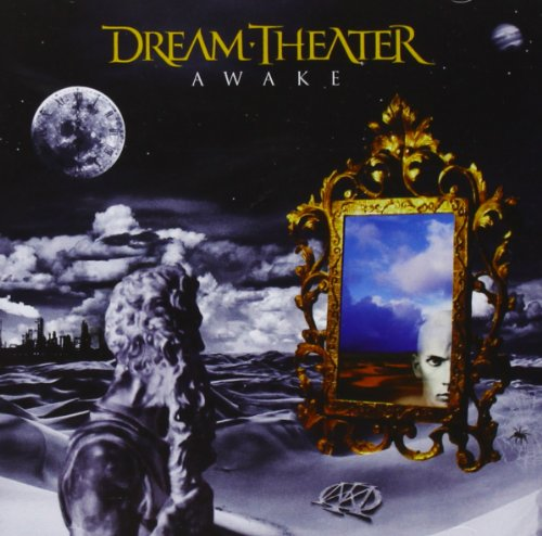 Dream Theater Scarred cover art