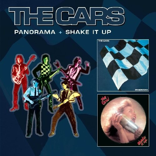 The Cars Touch And Go cover art