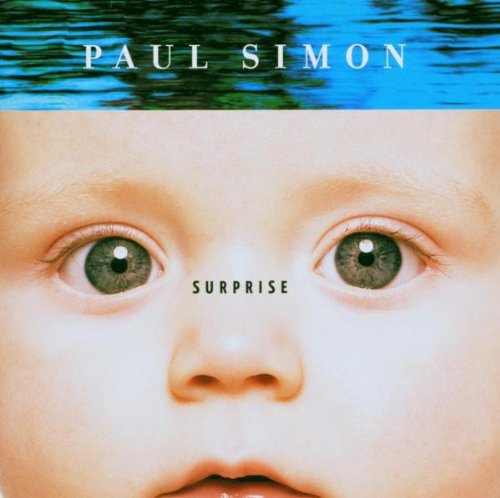 Paul Simon Outrageous cover art