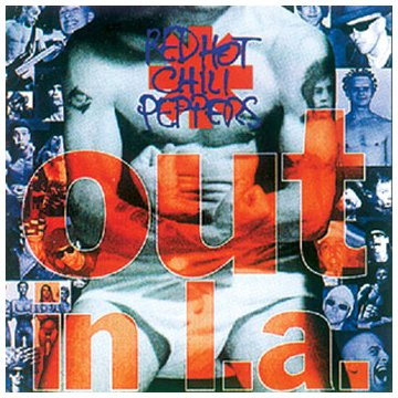 Red Hot Chili Peppers What It Is cover art