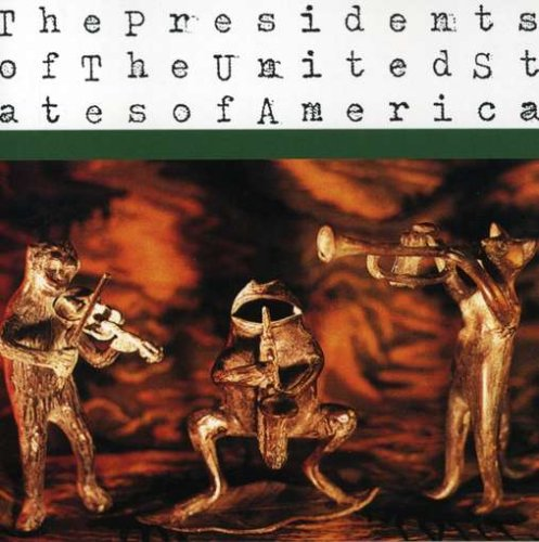Presidents of the United States of America Peaches cover art