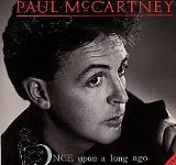 Once Upon A Long Ago... sheet music by Paul McCartney