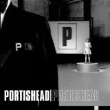 Over sheet music by Portishead