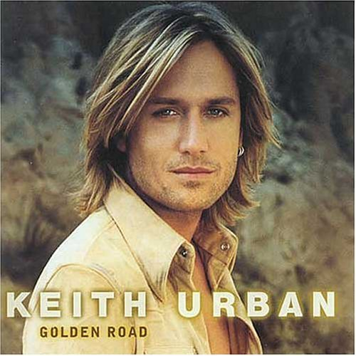 Keith Urban Raining On Sunday cover art