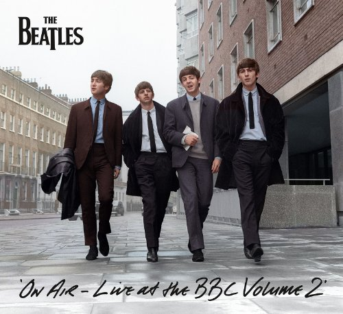 The Beatles I Got A Woman cover art
